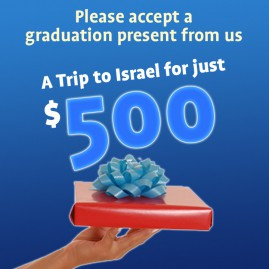 Israel for $500